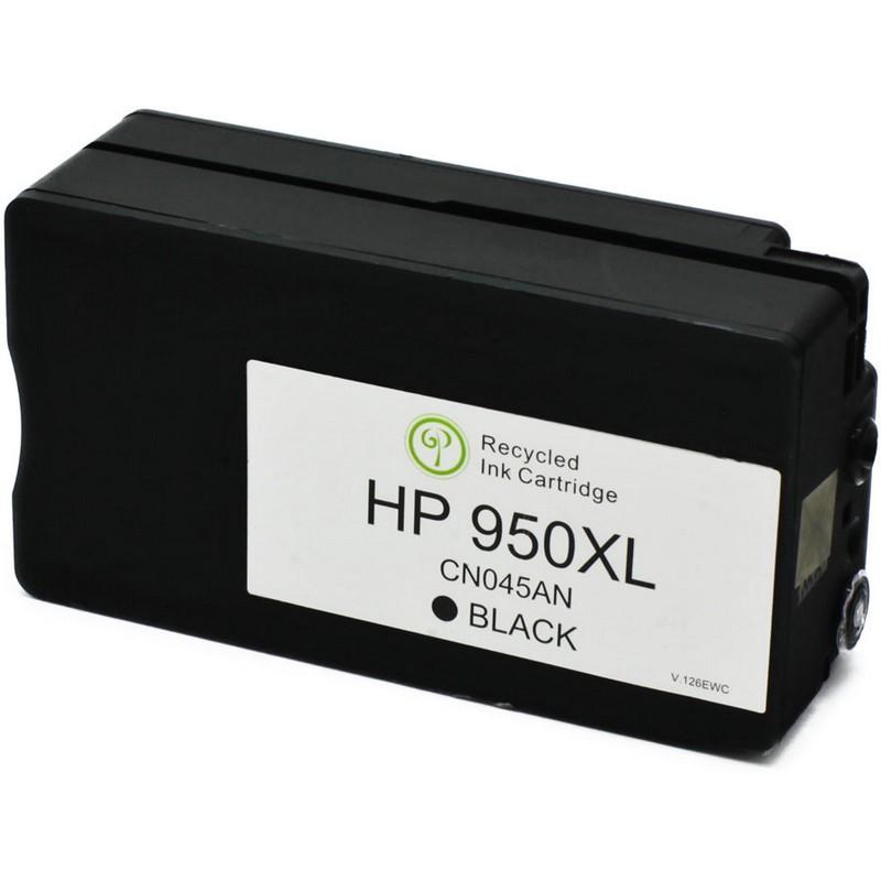 HP CN045AN Black Ink Cartridge-HP #940XLB