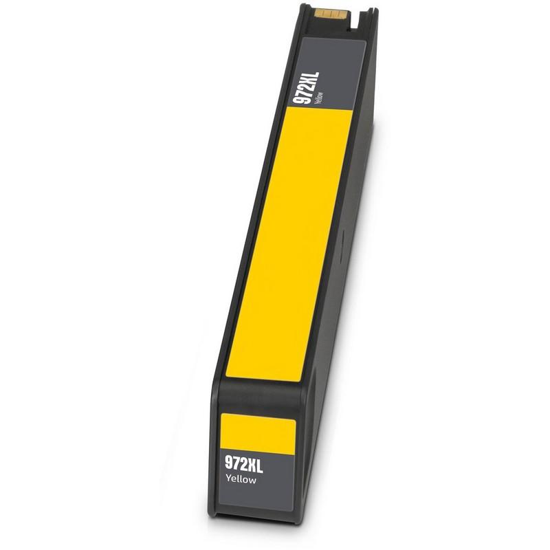 HP L0S04AN Yellow Ink Cartridge-HP #972XLY