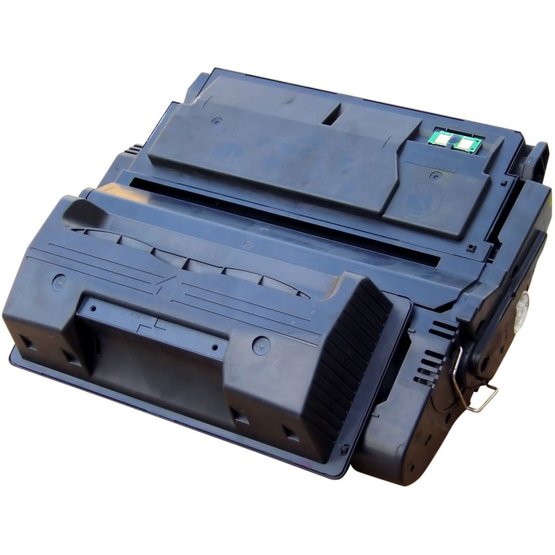 HP Q1339A Black Toner Cartridge-HP Q5942X, Q5945A