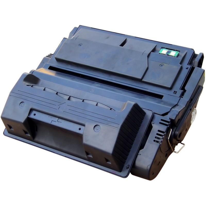 HP Q1339A Black Toner Cartridge-HP Q5942X, Q5945A