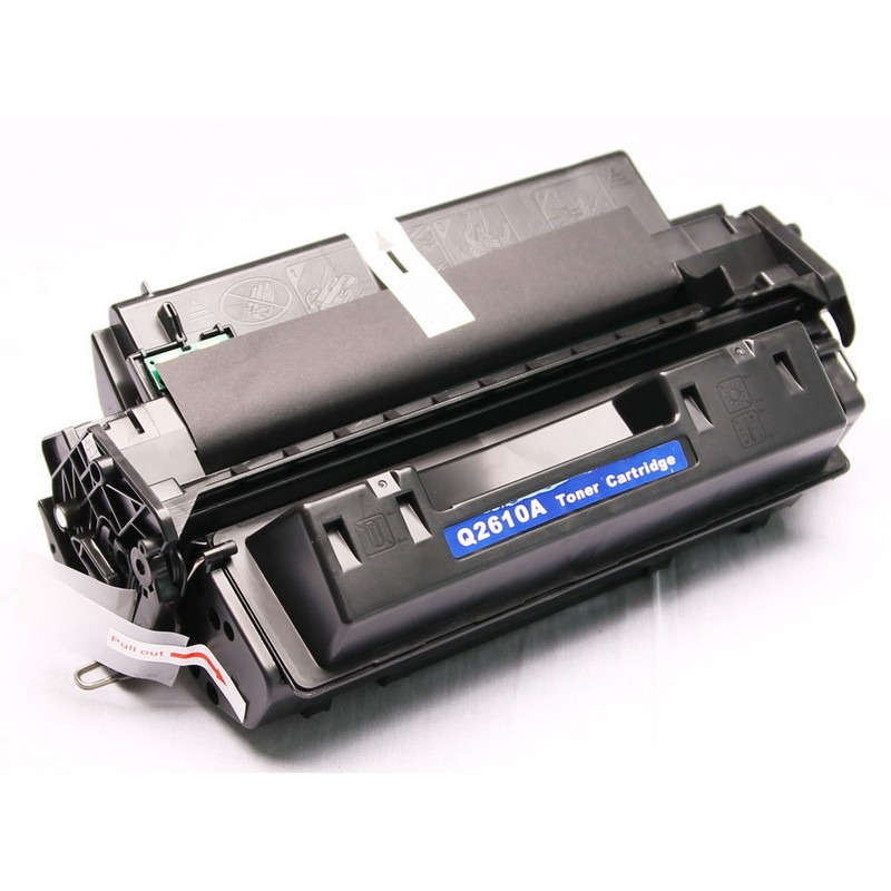 HP Q2610A Black Toner Cartridge