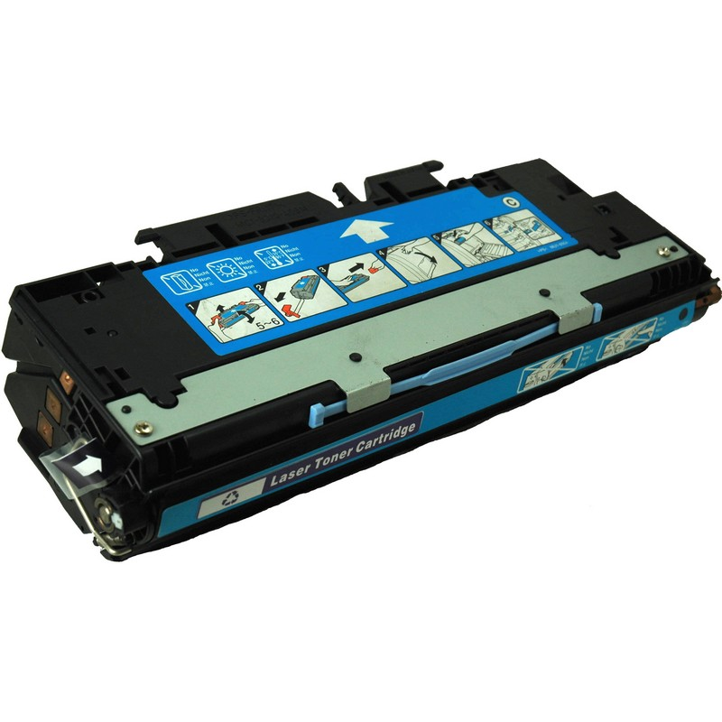 HP Q2671A Cyan Toner Cartridge