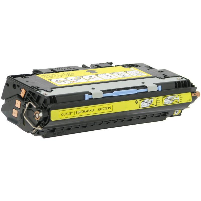 Cheap HP Q2672A Yellow Toner Cartridge