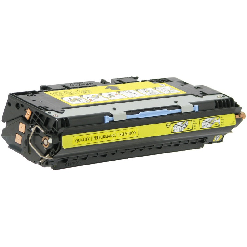 HP Q2672A Yellow Toner Cartridge