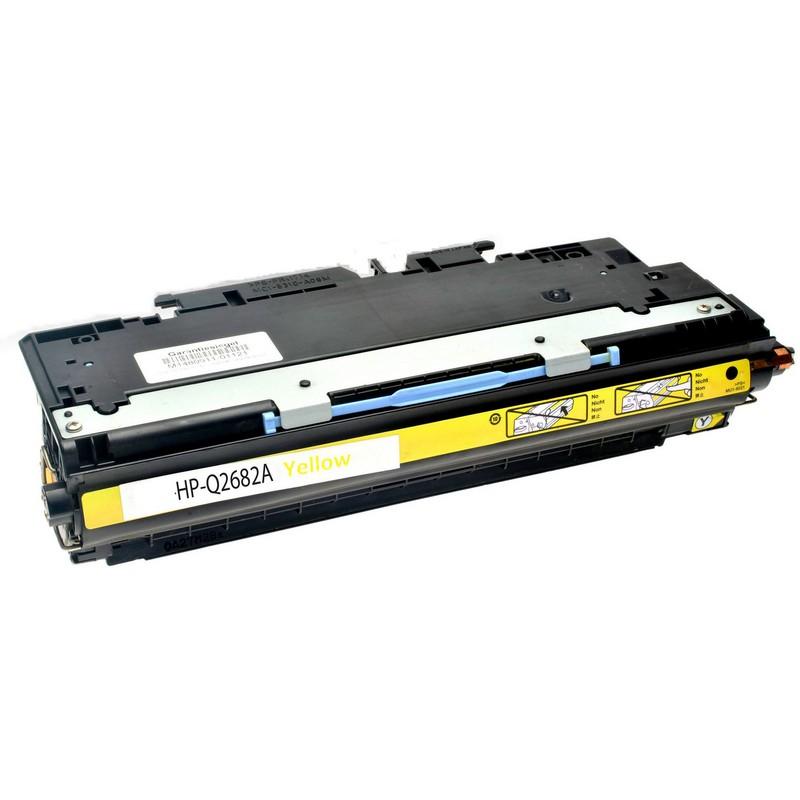 Cheap HP Q2682A Yellow Toner Cartridge