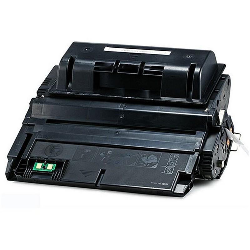 HP Q5942A Black Toner Cartridge-HP Q1338A