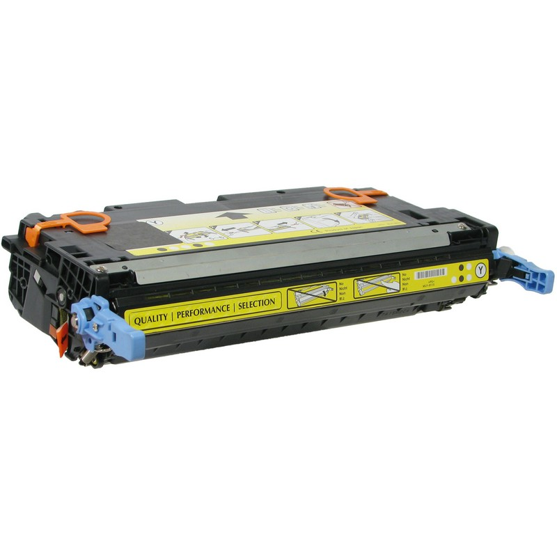 HP Q5952A Yellow Toner Cartridge