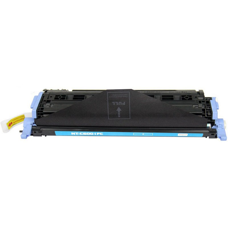 Cheap HP Q6001A Cyan Toner Cartridge