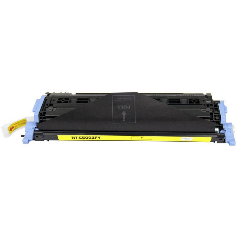 Cheap HP Q6002A Yellow Toner Cartridge