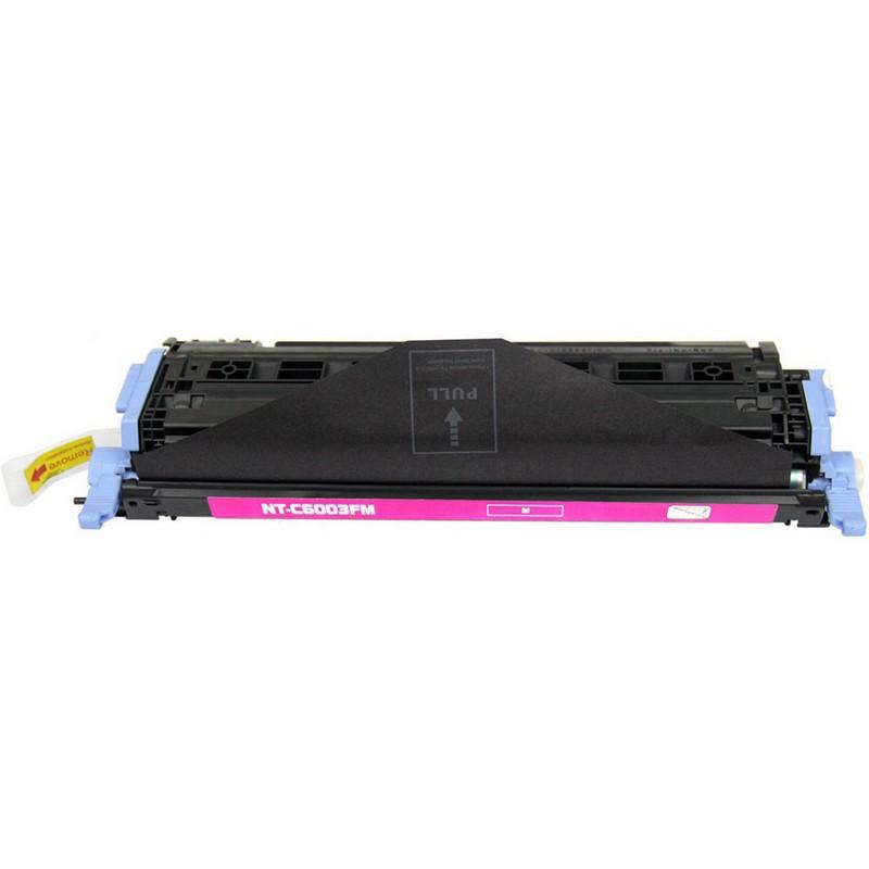 Cheap HP Q6003A Magenta Toner Cartridge