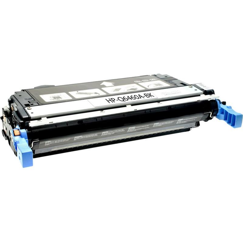 HP Q6460A Black Toner Cartridge