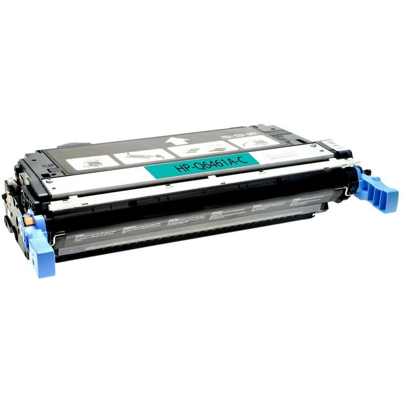 HP Q6461A Cyan Toner Cartridge