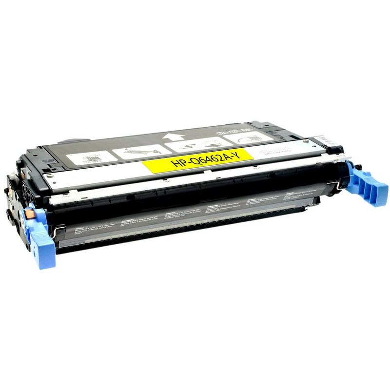 Cheap HP Q6462A Yellow Toner Cartridge