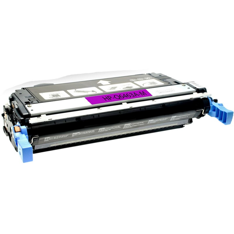 Cheap HP Q6463A Magenta Toner Cartridge