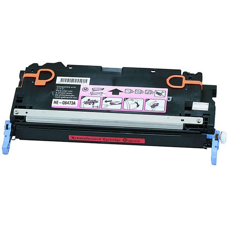 Cheap HP Q6473A Magenta Toner Cartridge