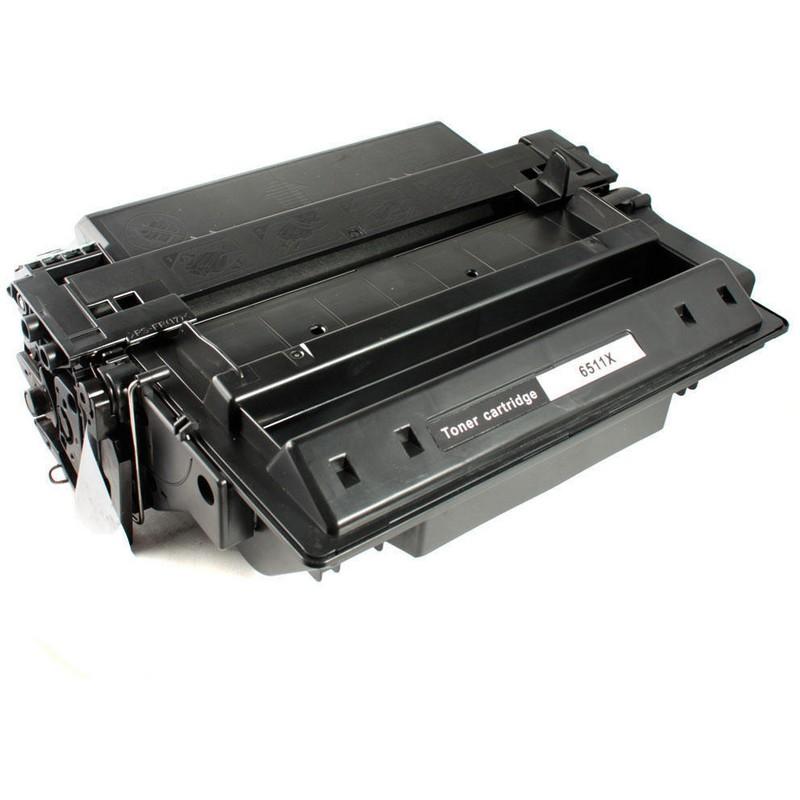 HP Q6511X Black Toner Cartridge-HP 11X