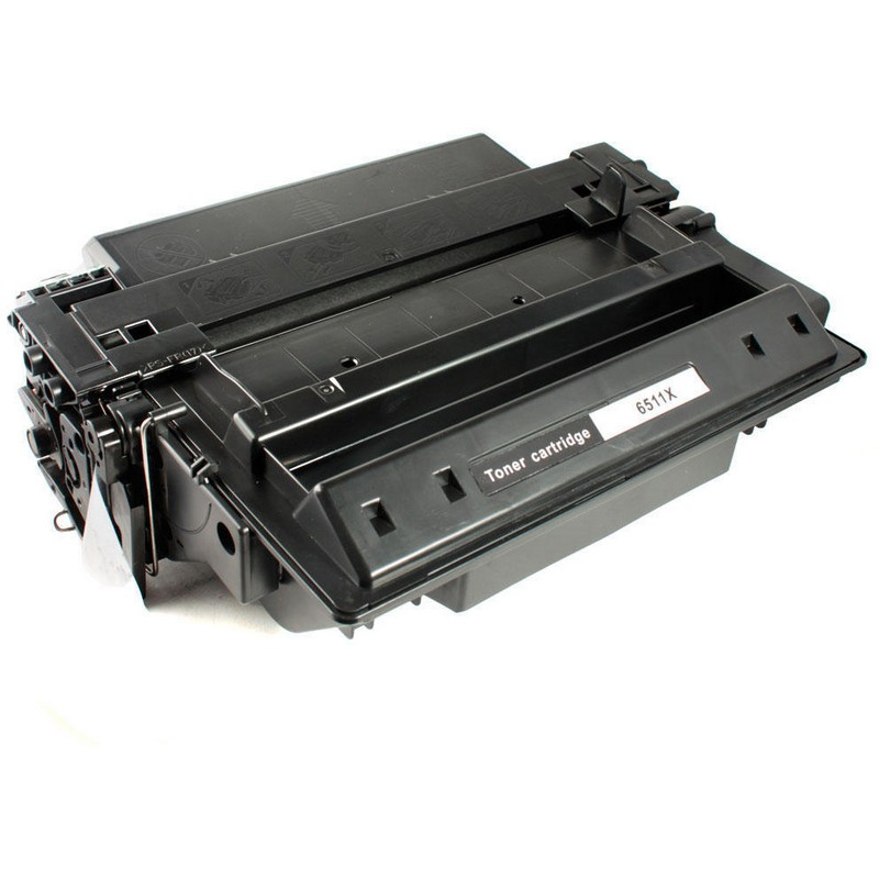 HP Q6511X Black Toner Cartridge-HP 11X