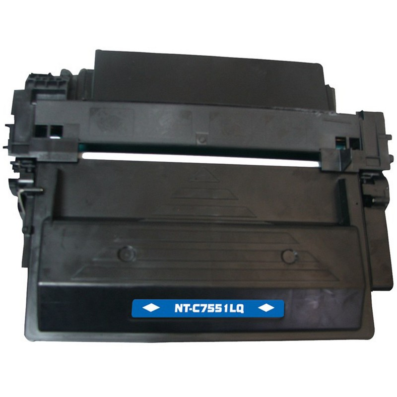 HP Q7551A Black Toner Cartridge