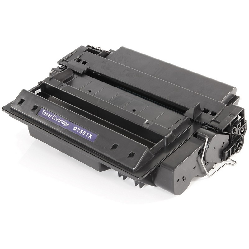 Cheap HP Q7551X Black Toner Cartridge