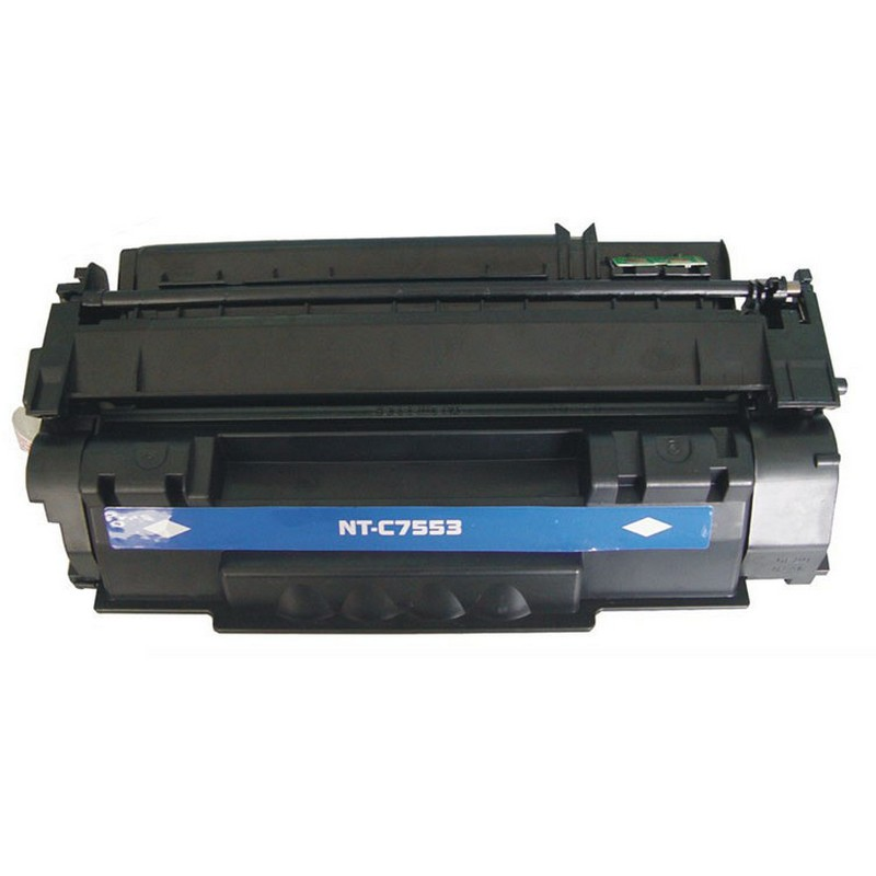 HP Q7553A Black Toner Cartridge