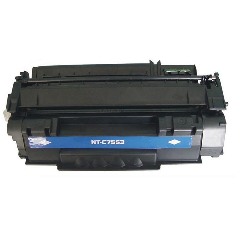 HP Q7553A Black Toner Cartridge