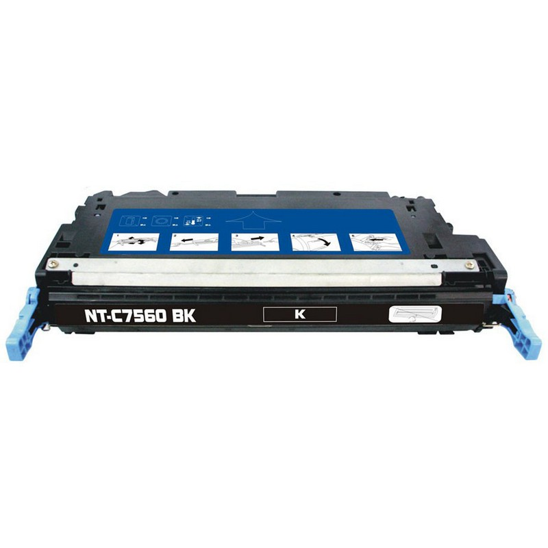 HP Q7560A Black Toner Cartridge