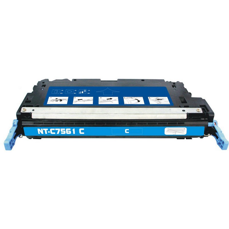 Cheap HP Q7561A Cyan Toner Cartridge