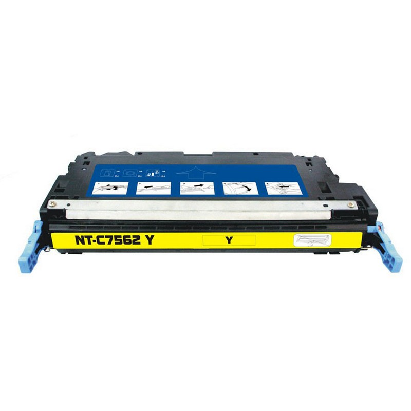 HP Q7562A Yellow Toner Cartridge