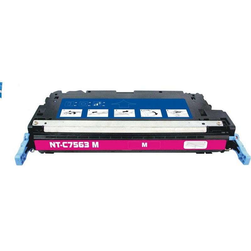 HP Q7563A Magenta Toner Cartridge