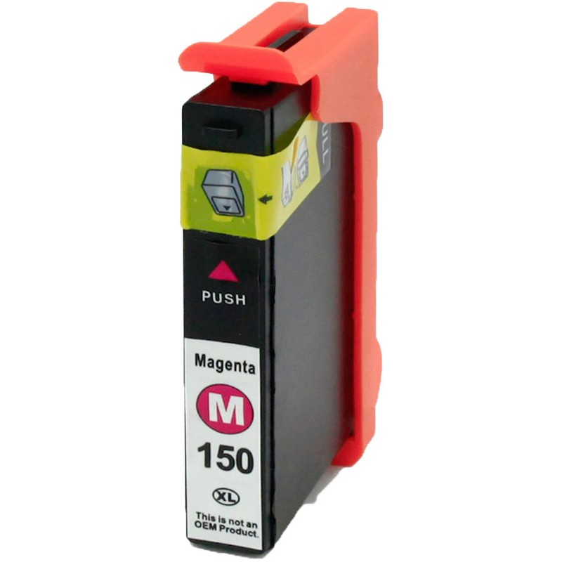 Lexmark 14N1646 Magenta Ink Cartridge-Lexmark #150XLM