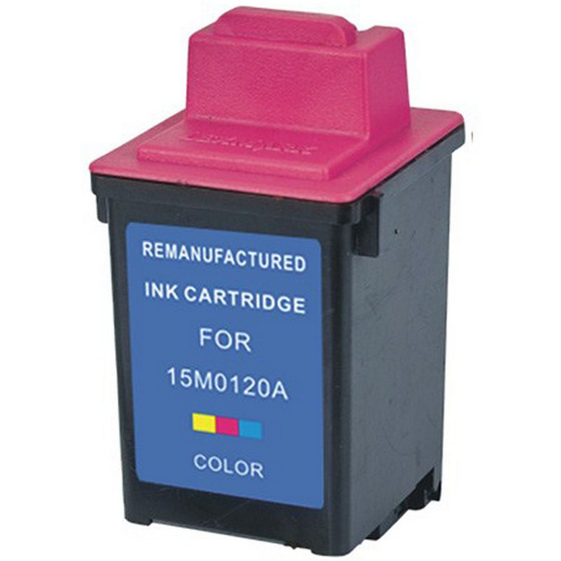 Lexmark 15M0120 Color Ink Cartridge