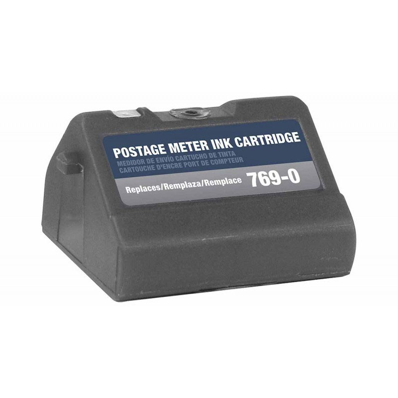 Pitney Bowes 769-0 Red Ink Cartridge