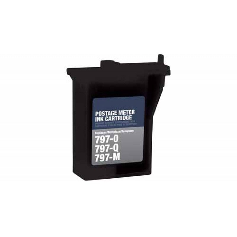 Pitney Bowes 797-0 Red Ink Cartridge